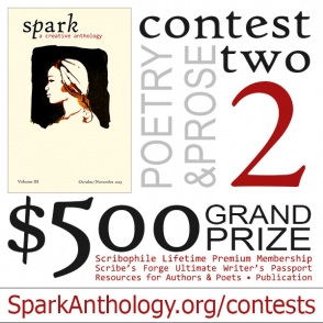 Spark: A Creative Anthology Contest Two