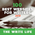 Scribophile in The Write Life 100 Best Websites for Writers 2019